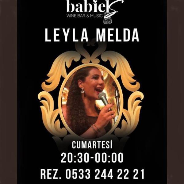 Leyla Melda