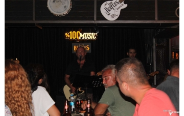 Cafe Beatles Bodrum